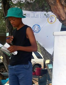 Passana Baisako, Grade 10, Jan Jonker Afrikaner Secondary School