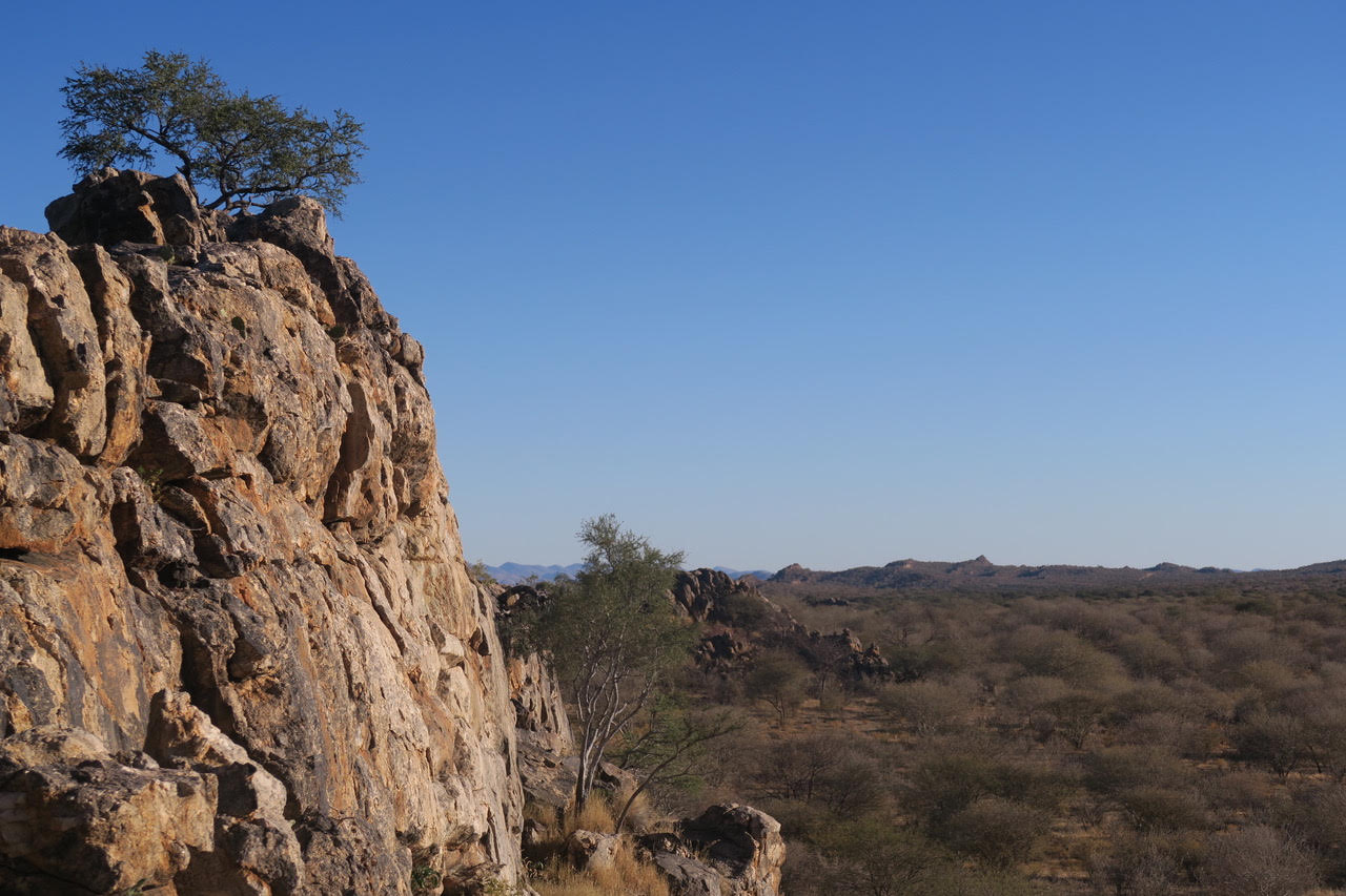 Ongeama view