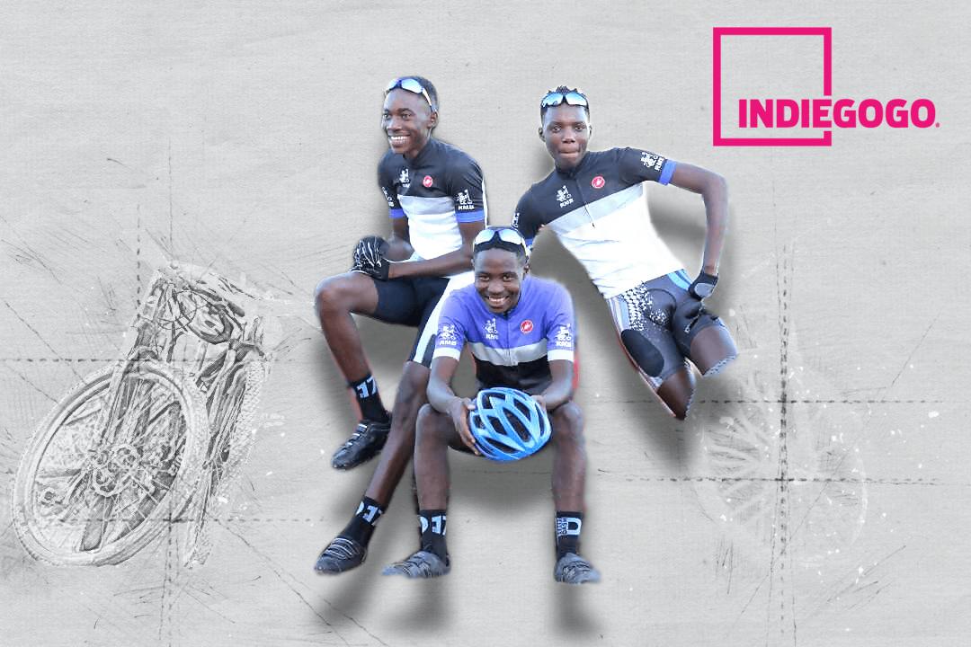 #RidetheGap IndieGogo Project slider image